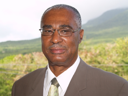 Premier of Nevis and Minister of Finance Hon. Joseph Parry