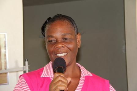 Ms. Lornette Brandy