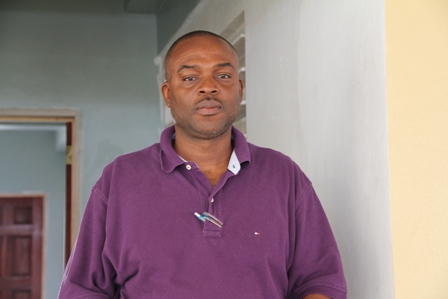 Director of Projects in the Ministry of Communication and Works in the Nevis Island Administration Mr. Denzil Stanley