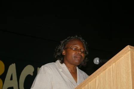 Dr. Ermine Leader