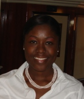 Ministry of Tourism Marketing officer, Miss Tamica Lawrence