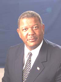 Prime Minister of Antigua and Barbuda, the Hon.Baldwin Spencer