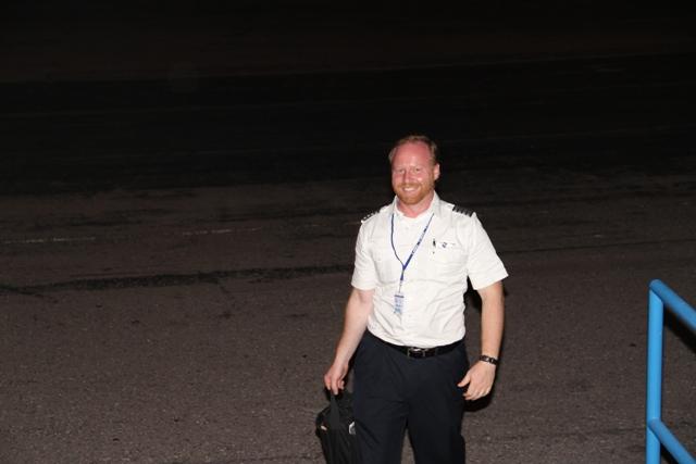Cape Air's Captain Michael Aceto
