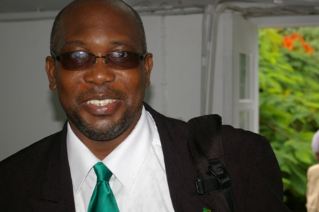 Junior Minister, Hon.Carlisle Powell (FILE PHOTO)