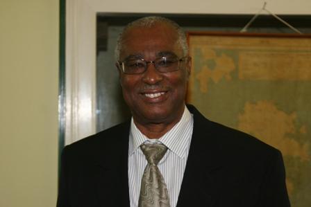 Premier of Nevis, Hon.Joseph Parry