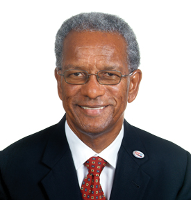 Premier of the BVI, Mr. Orlando Smith