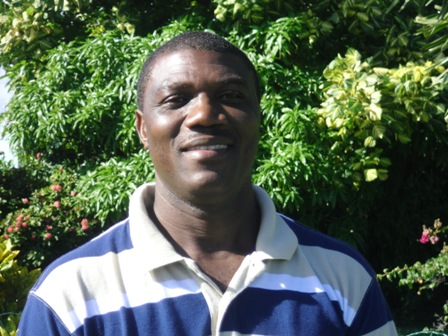 New manager of Heritage Village, Mr.Vernon Thomas