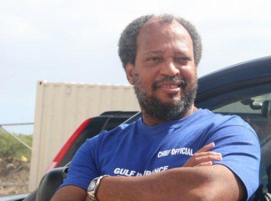 Mr.Lester Blackett, Director of Disaster Management