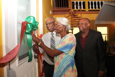 Premier keeps promise to the people of Cotton Ground with grand opening of new Community Center