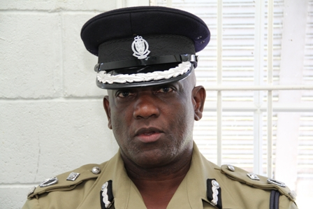 Assistant Commissioner of Police (ACP) in the Royal St. Christopher and Nevis Police Force with responsibility for the Nevis Division Mr. Robert Liburd