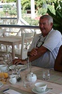 Director of Fisheries, Captain Arthur Anslyn