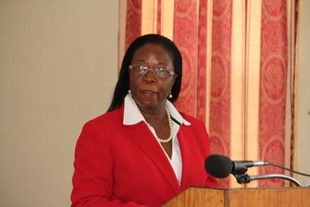 Hospitality Training Consultant Ms. Elmeader Brookes