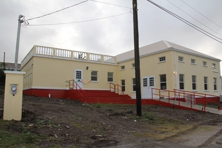 The new Combermere Community Centre