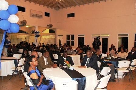 Persons present at the 9th annual Constables Awards Ceremony and Dinner at the Occasions Events Centre in Pinneys