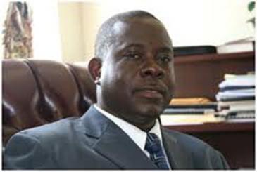 Government Minister, Hon E. Robelto Hector