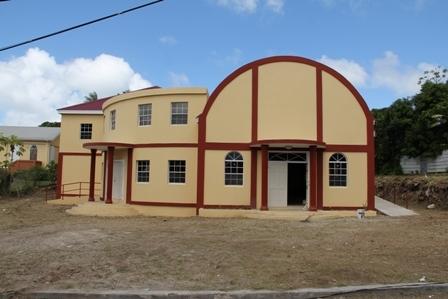 The new Jessups Community Centre