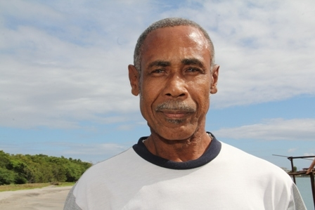 Resident of Charlestown for near Gallows Bay for almost 60 years Mr. Donald Cornelius