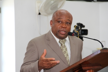 Minister of Culture in the Nevis Island Administration Hon. Hensley Daniel (file photo)