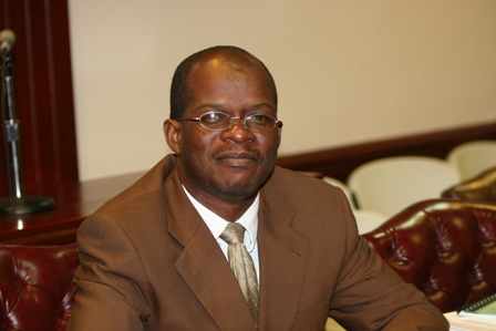Attorney General of St.Kitts-Nevis, Hon. Patrice Nisbett (file photo)