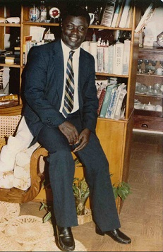 The first Premier of Nevis the late Dr. Simeon Daniel. He will be laid to rest on June 5th, 2012