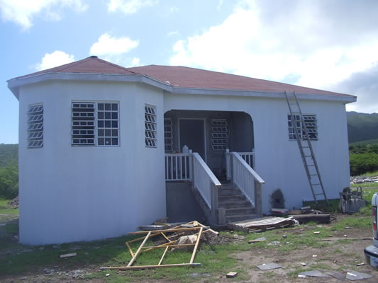 Affordable Homes in Nevis