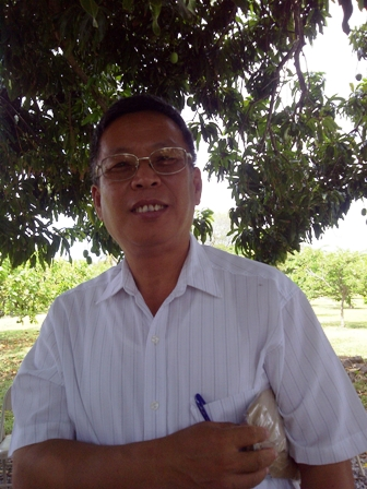 New Head of the Taiwan Technical Mission at Cades Bay in Nevis Mr. William Tseng
