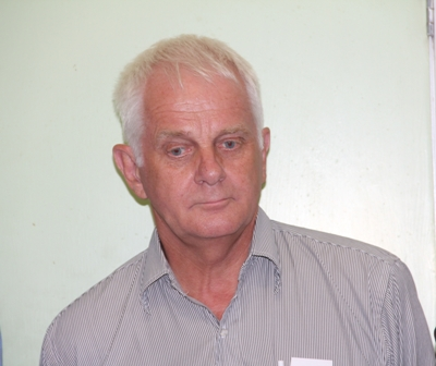 European Union Consultant in Tropical Aquaculture Mr. Niels Svennevig