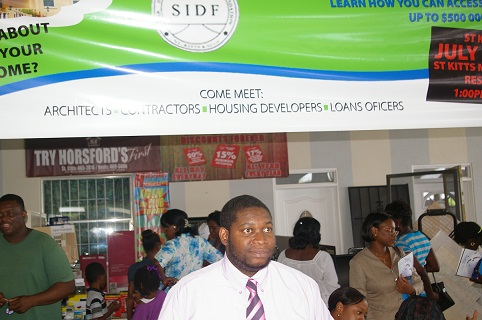 Participants of the SIDF Homeownership exposition