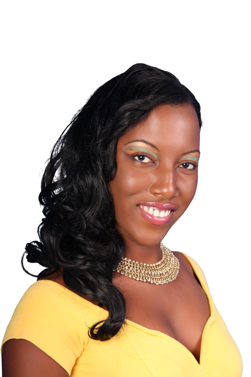 Ms. Culture Queen Pageant contestant number six, Ms. Coastal Air Transport Denesia Smithen