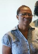 Board Member of the Charlestown Seven Day Adventist Church Mrs. Verina Williams