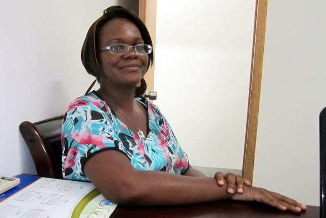 St. Kitts- Nevis Educator- Ms.Tamu Petra Browne