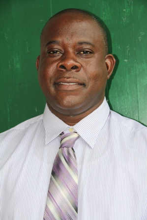 Minister of Agriculture, Fisheries and Cooperatives in the Nevis Island Administration Hon. Robelto Hector