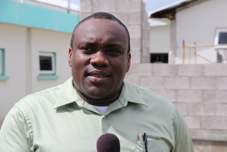 Chief Medical Officer at the Alexandra Hospital Dr. John Essien
