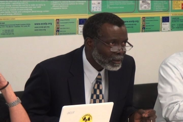 Representative for the Organization of American States for St. Kitts and Nevis Mr. Starret Greene