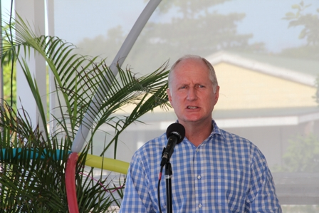 Regional Vice President and General Manager at the Four Season Resort, Nevis Mr. Andrew Humphries