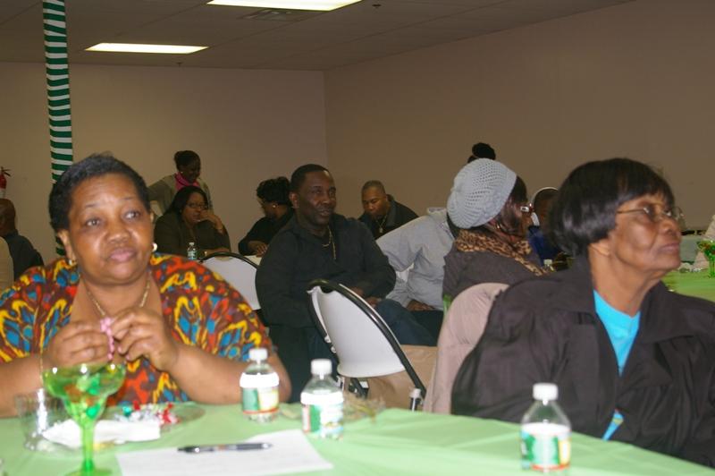 Meeting in Boston audience