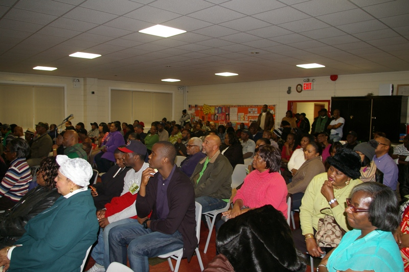 Nevis Island Administration meeting in New York