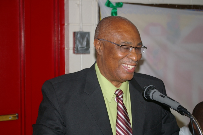 Premier of Nevis, Hon. Joseph Parry (file photo)
