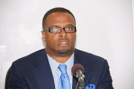 Deputy Premier and Minister of Tourism in the Nevis Island Administration Hon. Mark Brantley