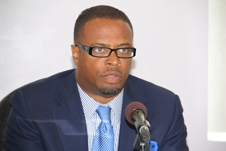 Deputy Premier of Nevis and Minister of Tourism in the Nevis Island Administration Hon. Mark Brantley