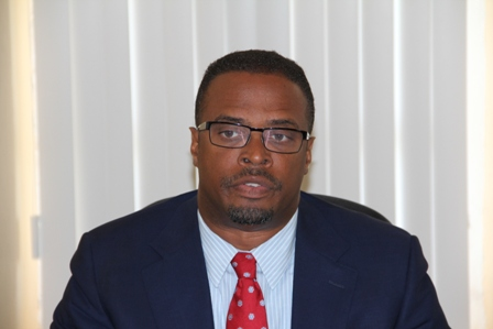 Minister of Culture in the Nevis Island Administration Hon. Mark Brantley (file photo)
