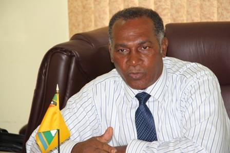 Hon. Premier Vance Amory (file photo)