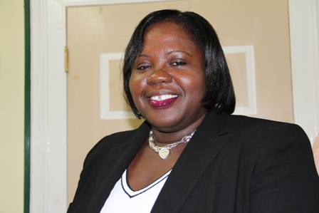 Minister responsible for Social Development in the Nevis Island Administration Hon. Hazel Brandy-Williams (file photo)