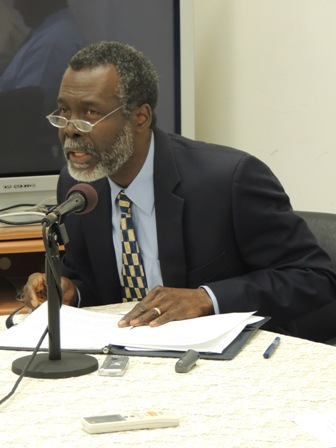 Organization of American States Representative for St. Kitts and Nevis Mr Starret Greene