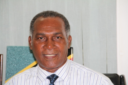 Premier of Nevis and Minister of Education in the Nevis Island Administration Hon. Vance Amory