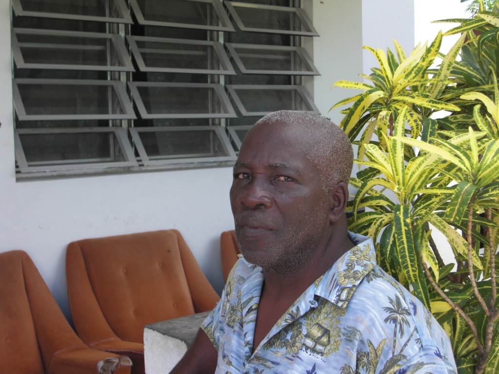 Mr. Basil Manners - Patron for Culturama 2013