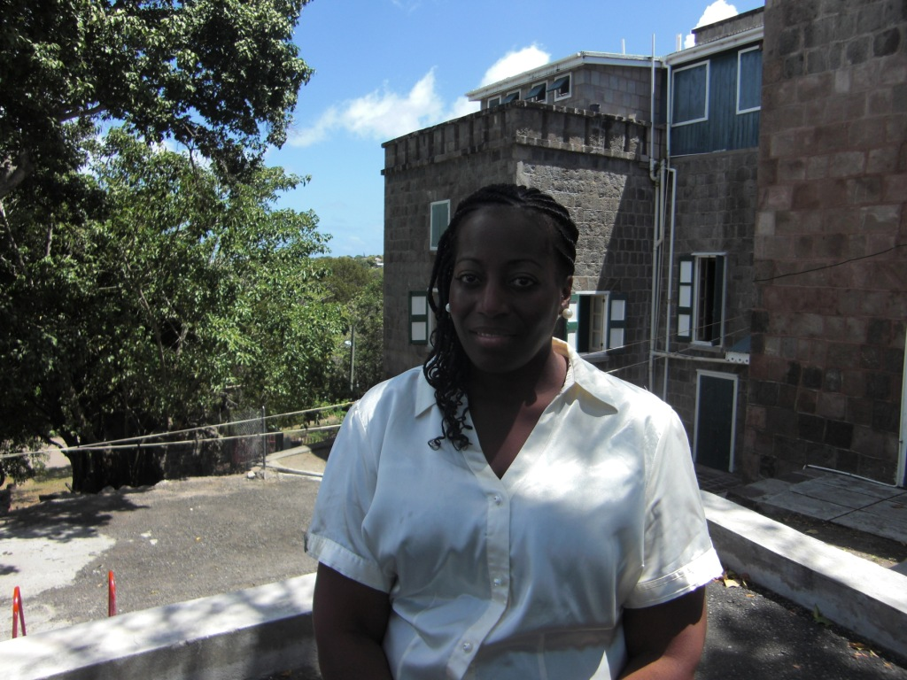 Ms. Nicole Liburd - Culturama 2013 slogan writer