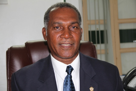 Premier of Nevis and Minister of Finance Hon. Vance Amory (file photo)