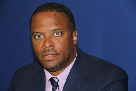 Deputy Premier of Nevis and Minister responsible for Health Hon. Mark Brantley