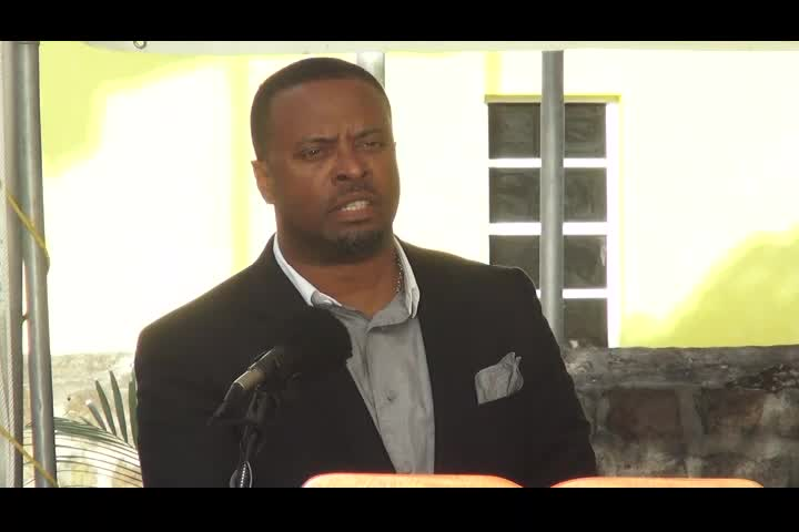 Deputy Premier of Nevis and Minister of Culture in the Nevis Island Administration Hon. Mark Brantley